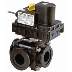 3-Way Regulating Electric Manifold Valves