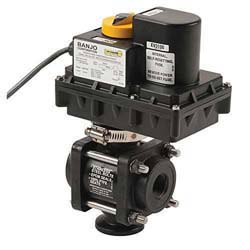3-Way Switch Electric Valves