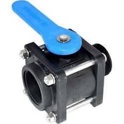 Compact Bolted Ball Valves