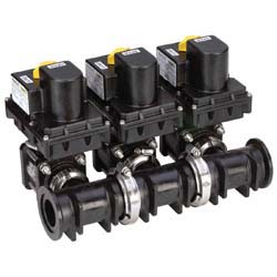 Electric Manifold 3 Valve Assemblies