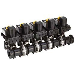 Electric Manifold 5 Valve Assemblies