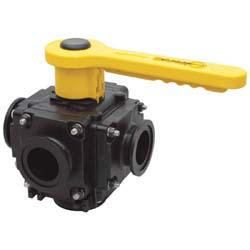 Manifold Bolted 5 Way Ball Valves