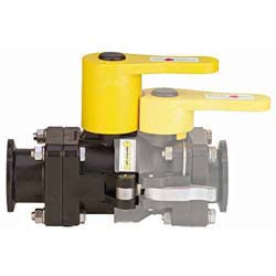 Manifold Dry Disconnect Ball Valves