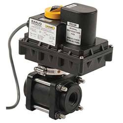Regulating Electric Valves
