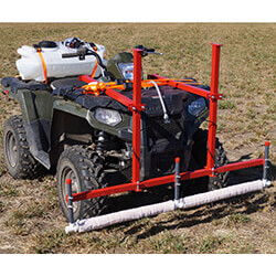 ATV Weed Wiper Kit