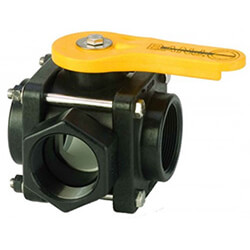 Multi-Port Ball Valves
