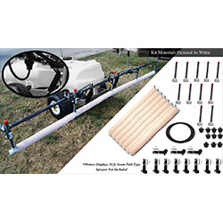 Self Propelled Weed Wiper Kit