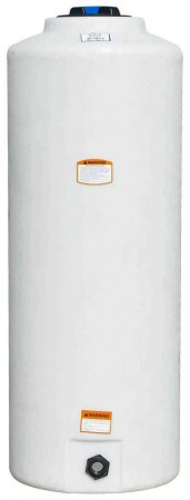 105 Gallon Plastic Vertical Storage Tank
