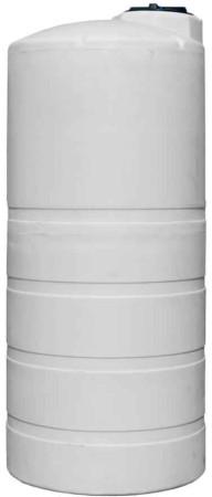 2000 Gallon Plastic Vertical Storage Tank