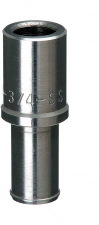 """3/4"""" Pipe Rapid Stop Nozzle Body Adapter for Wet Applications"""