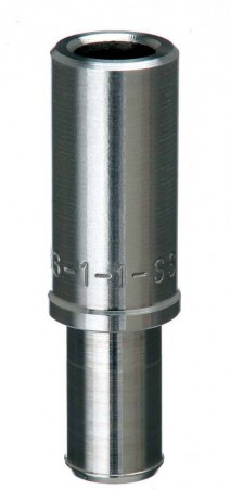 """1"""" Pipe Rapid Stop Nozzle Body Adapter for Wet Applications"""