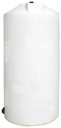 250 Gallon Plastic Vertical Storage Tank