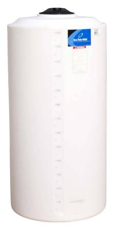 160 Gallon Plastic Vertical Storage Tank