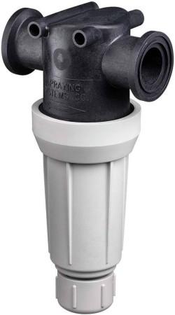 50 Series Flange Flush-Out T-Line Strainer 200 Mesh