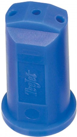 StreamJet Blue Acetal Polymer SJ3 Fertilizer Spray Nozzle