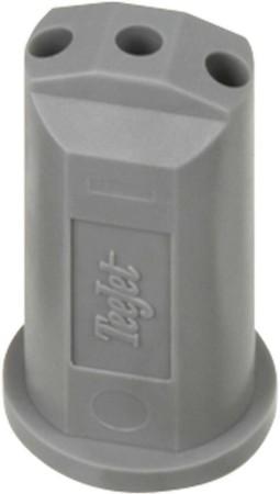 StreamJet Grey Acetal Polymer SJ3 Fertilizer Spray Nozzle