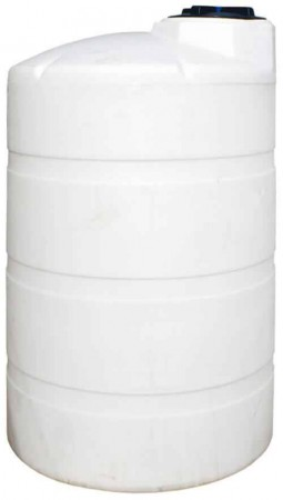 5500 Gallon Plastic Vertical Storage Tank
