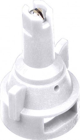 AIC TeeJet White Acetal-Stainless Steel Air Induction Flat Spray Tip Nozzle
