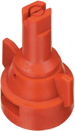 AIC TeeJet Red Acetal Polymer Air Induction Flat Spray Tip Nozzle
