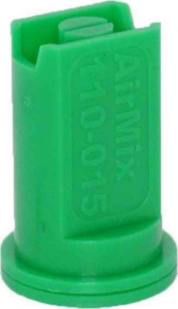 Airmix Green Polyacetal-EPDM Low Pressure Spray Nozzle