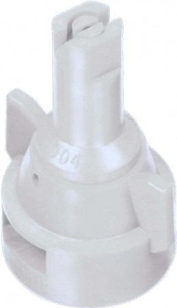 AIC TeeJet White Acetal Polymer Air Induction Flat Spray Tip Nozzle