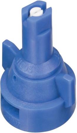 AIC TeeJet Blue Acetal-Ceramic Air Induction Flat Spray Tip Nozzle