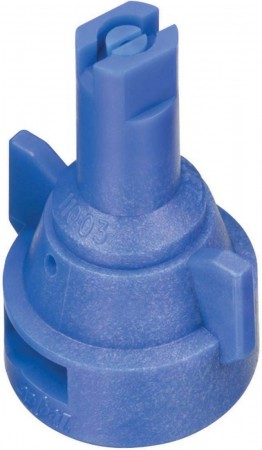 AIC TeeJet Blue Acetal Polymer Air Induction Flat Spray Tip Nozzle