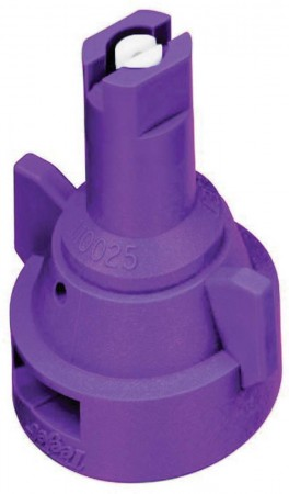 AIC TeeJet Lilac Acetal-Ceramic Air Induction Flat Spray Tip Nozzle