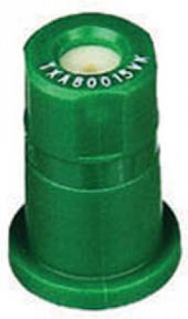 ConeJet Racing Green Acetal-Ceramic Ceramic VisiFlo Spray Tip Nozzle