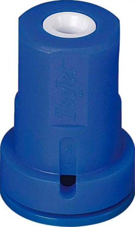 AITX ConeJet Blue Acetal-Ceramic Air Induction Hollow Cone Spray Tip Nozzle