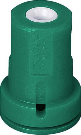 AITX ConeJet Racing Green Acetal-Ceramic Air Induction Hollow Cone Spray Tip Nozzle