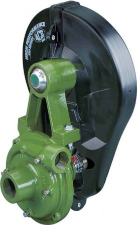 """PTO Belt Driven Cast Iron Pump with 1 1/2"""" Suction x 1 1/4"""" Discharge"""