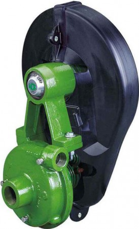 """PTO Belt Driven Cast Iron Pump with 1-1/4"""" Suction x 1"""" Discharge"""