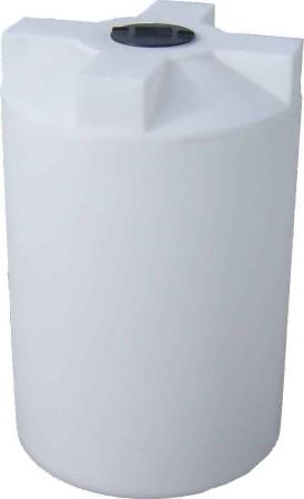 130 Gallon Plastic Vertical Storage Tank