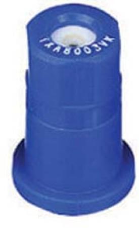 ConeJet Blue Acetal-Ceramic Ceramic VisiFlo Spray Tip Nozzle
