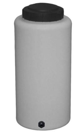 10 Gallon Plastic Vertical Storage Tank