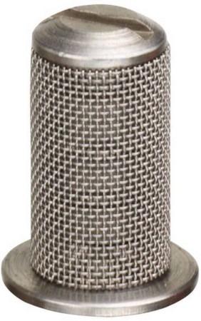 Aluminum Tip Strainer 50 Mesh with Check Valve