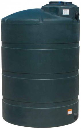 500 Gallon Plastic Water Storage Tank