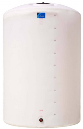 5000 Gallon Plastic Vertical Storage Tank