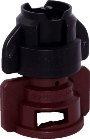 TurboDrop XL Turqouise/Brown Polyacetal-EPDM Medium Pressure Spray Nozzle