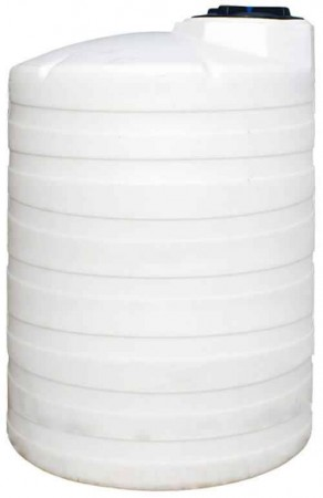 10500 Gallon Plastic Vertical Storage Tank