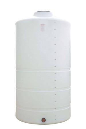 1525 Gallon Plastic Vertical Storage Tank