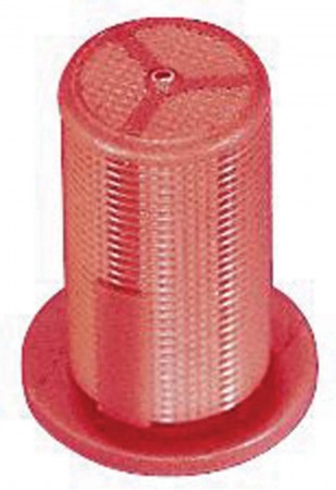 Polypropylene Tip Strainer 25 Mesh