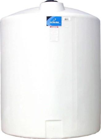 3000 Gallon Plastic Vertical Storage Tank