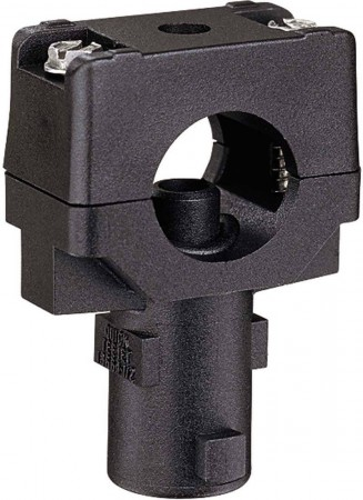 """3/4"""" Pipe 1 Outlet Single Nozzle Body for Wet Applications"""