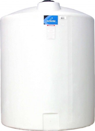 4000 Gallon Plastic Water Storage Tank