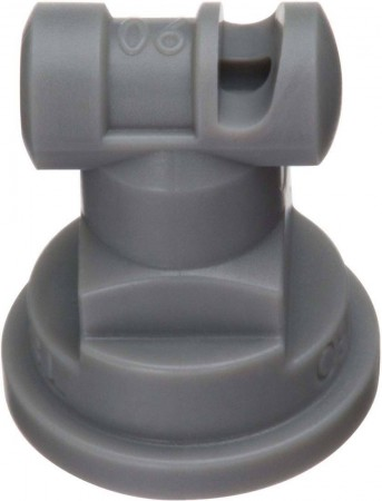 Turbo TeeJet Grey Acetal Polymer Wide Angle Flat Spray Tip Nozzle