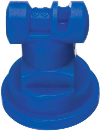 Turbo TeeJet Blue Acetal Polymer with cap/gasket Wide Angle Flat Spray Tip Nozzle