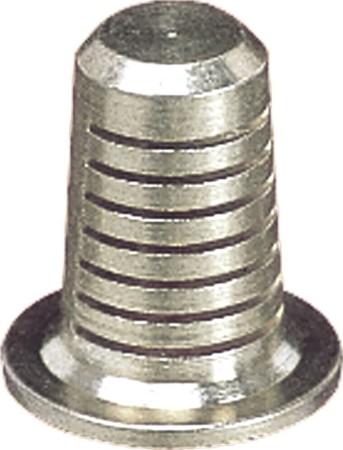 Aluminum Slotted Tip Strainer