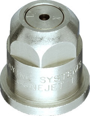 ConeJet Stainless Steel VisiFlo Hollow Cone Spray Tip Nozzle